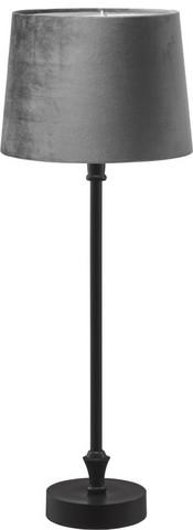 Tablelamp black/grey