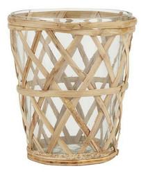 Candleholder Bambu