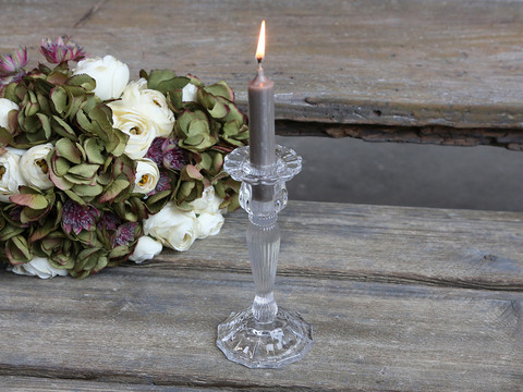 Candlestick clear