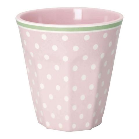 Melaminmug spot pink
