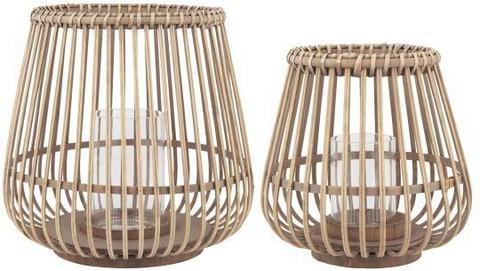 Bamboolantern 2 sizes