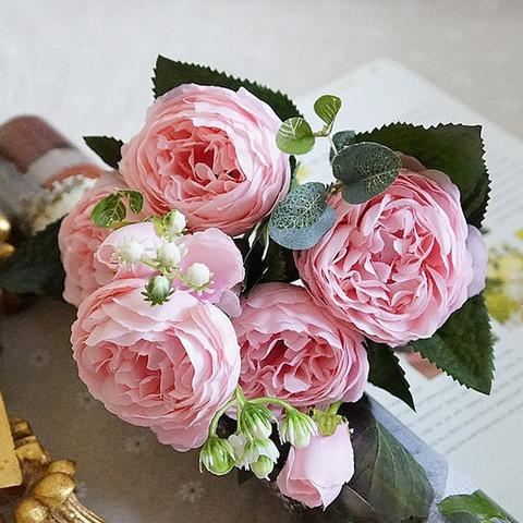 Peonubouquet pink