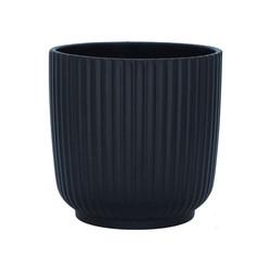 Flowerpot black