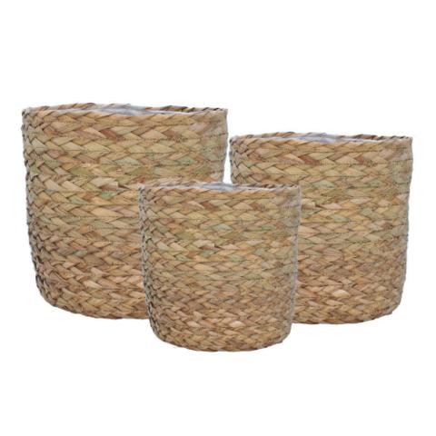 Jutebasket 3 sizes