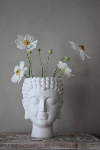 Flowerpot Buddha