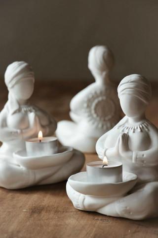 Candleholder Yoga