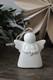Guardian angel hanging ceramic