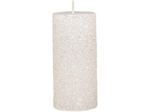Candle glitter white