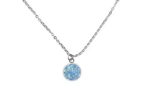 Seireeni necklace blue