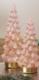 Christmas tree pink w snow 6h timer