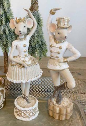 Ballet mice 2 model