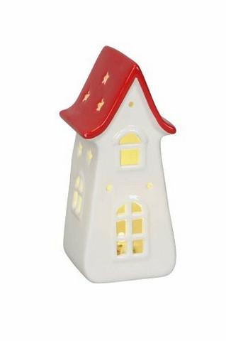 Big house with ledlight 2 colours