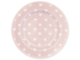 Plate penny pale pink