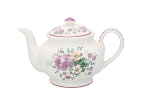 Teapot Marie Dusty rose