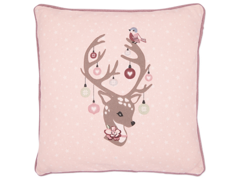 Cushion cover  Dina pale pink