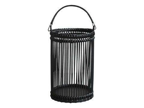 Bamboolantern black
