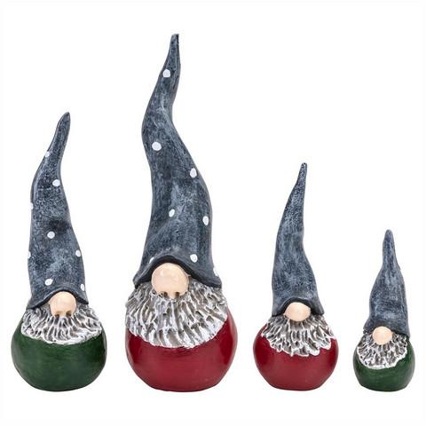Elf family gray hat