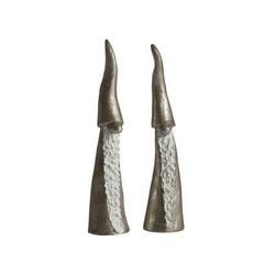 Elfcouple silver 15cm