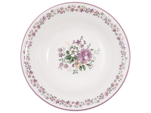 Saladbowl Marie dusty rose
