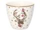Lattecup  Dina white