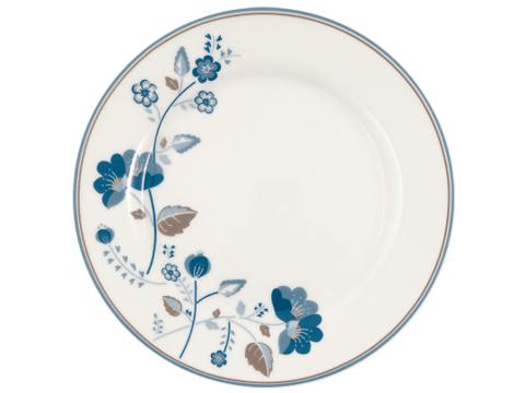 Plate Mozy white