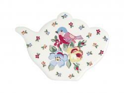 Magnetset ceramic Ellie white