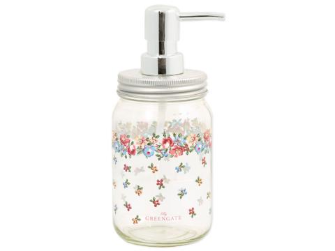 Soap dispenser Ellie white