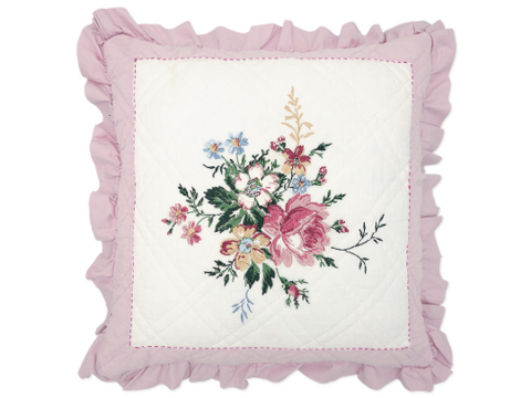 Cushioncover Marie Dusty rose
