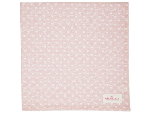 Tablecloth  penny pale pink