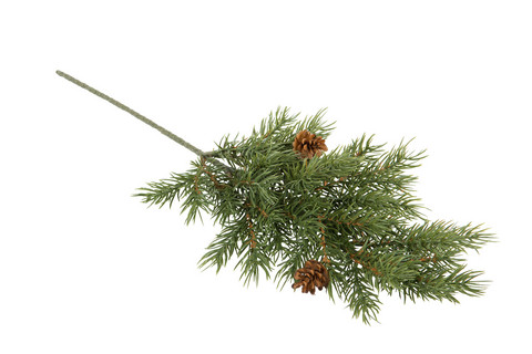 Fir twig cones 46cm