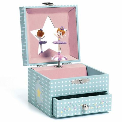 Musicbox ballerina