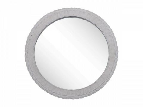 Mirror antique cream