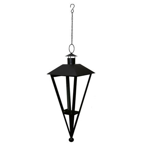 Hanging lantern black 2 sizes
