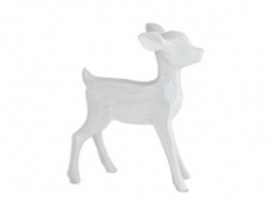 Valkoinen bambi