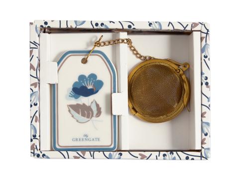 Tea infuser Mozy White