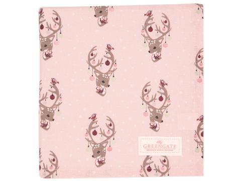 Pöytäliina Dina pale pink