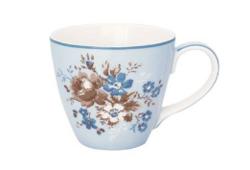 Mug Marie dusty blue