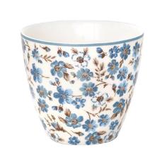 Latte cup Marie petit dusty blue