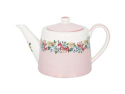 Teapot Madison white