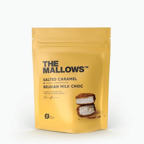 Mallows marshmallow salted caramel 90 g
