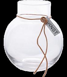 Ernst glass candleholder/vas
