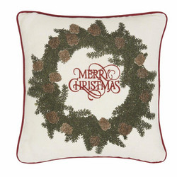 Cushion Merry Christmas 2 colours