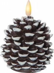 Pinecone ledcandle