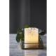 Lace candle timer