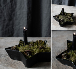 Starbowl to candle black