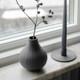 Vas dark grey