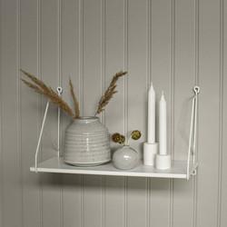 Shelf black or white