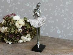 Ballerina standing