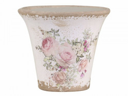 Flowerpot ceramic