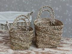 Basketset seagrass